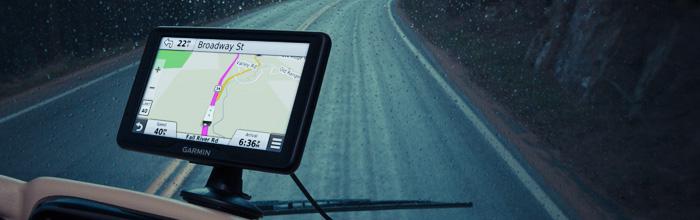GPS Garmin Camper 760LMT-D pour camping car