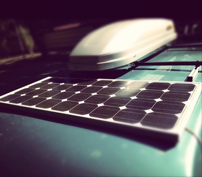 panneau solaire combi
