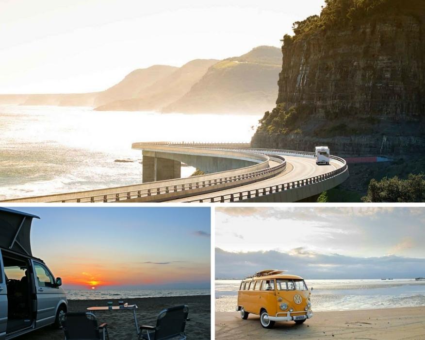 weekend camping car