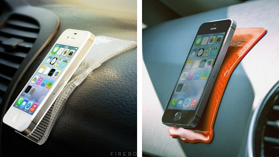 Support Iphone pour camping-car
