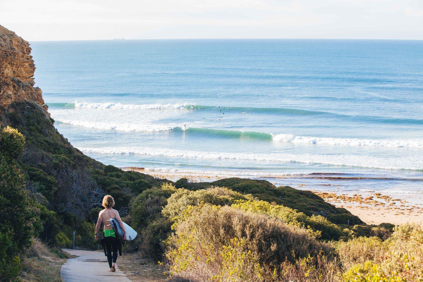 Ocean surftrip