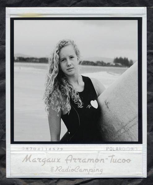 Margaux tucoo surftrip longboard